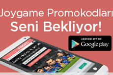 joygame gunun firsati goley promo code