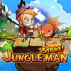 jungle man strike online mobil oyunlar