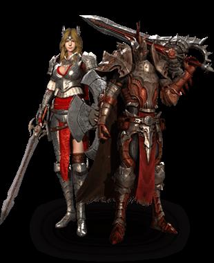 Kara Taht - Şövalye Sınıfı